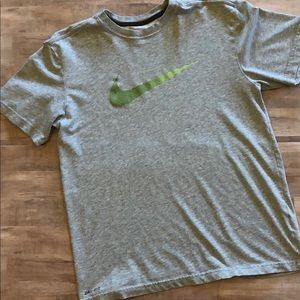 Men's Nike Dri-Fit shirt